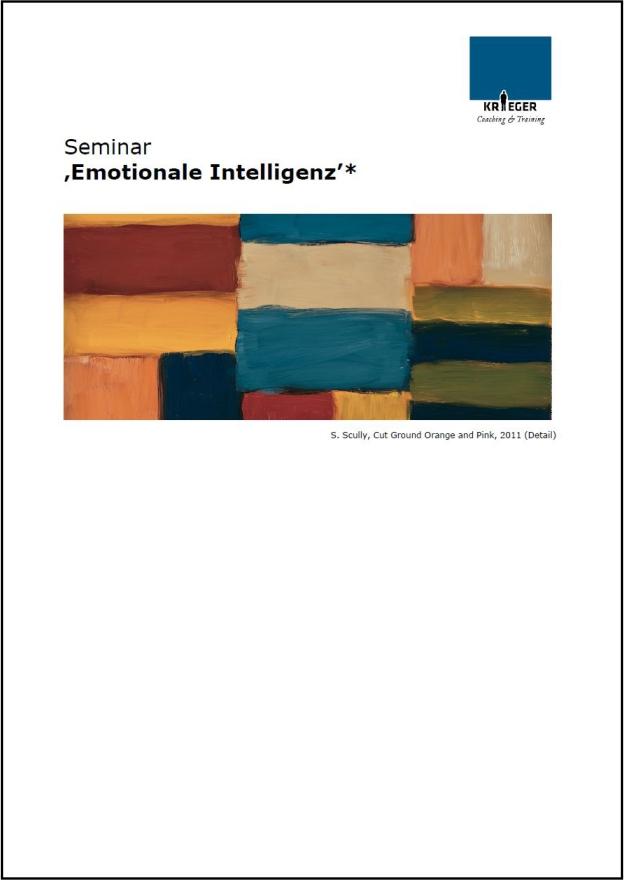 Emotionale Intelligenz, Klicken um Herunterzuladen