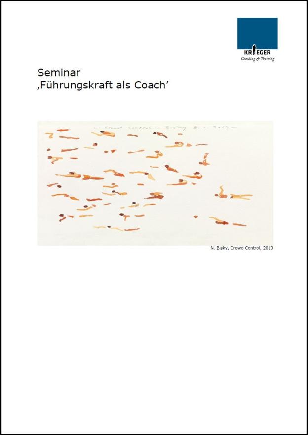Führungskraft als Coach, Klicken um Herunterzuladen